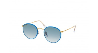 RAY BAN 3447JM ROUND FULL COLOR 9196 3F