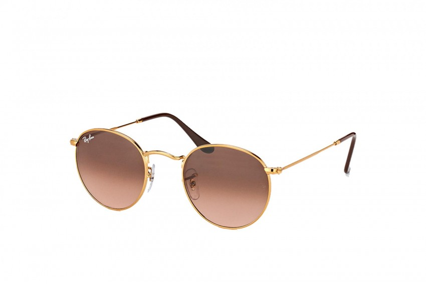 RAY-BAN  ROUND METAL 3447 9001A5 50